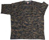 T-Shirt camouflage Design