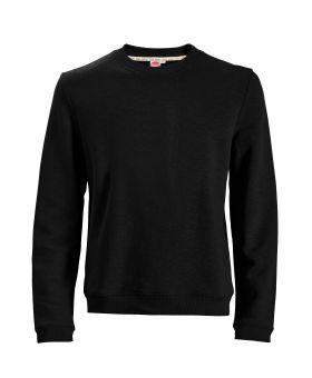 Sweatshirt Basic schwarz 12XL