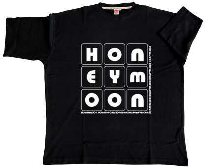 T-Shirt Honeymoon