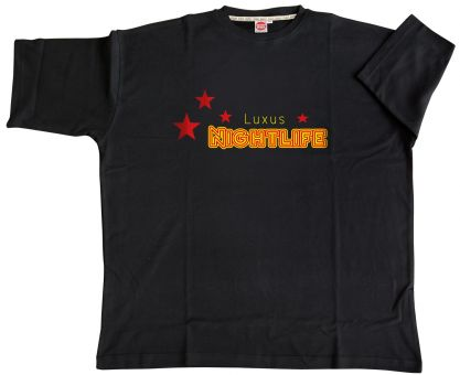 "T-Shirt ""Night Life"""