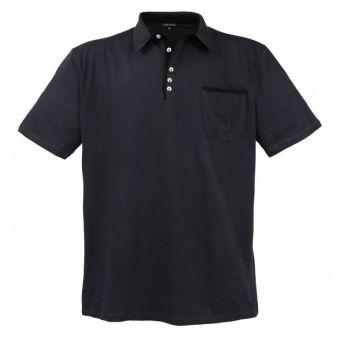 Lavecchia Basic Polo-Shirt in anthrazit