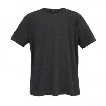 Lavecchia Basic T-Shirt in anthrazit