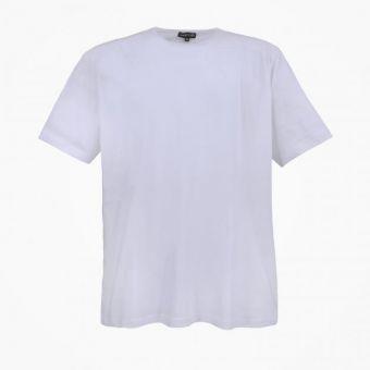 Lavecchia Basic T-Shirt in weiß