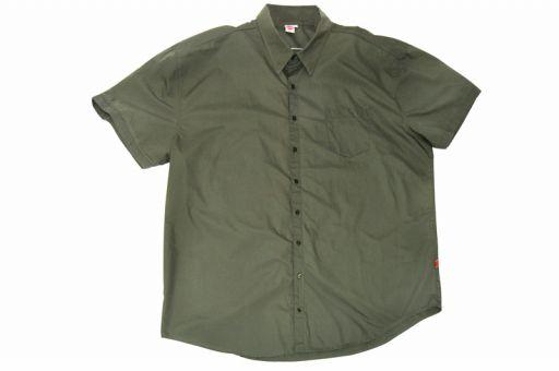 Kurzarmhemd BW armygrün