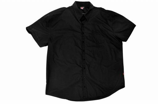 Kurzarmhemd BW schwarz