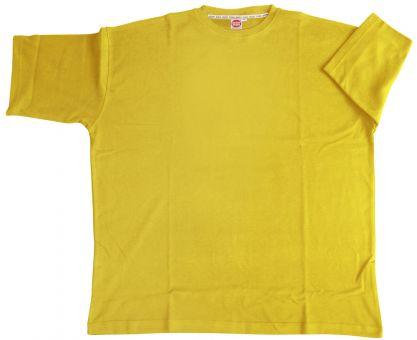 T-Shirt Basic gelb