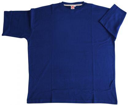 T-Shirt Basic royalblau