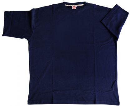T-Shirt Basic marineblau