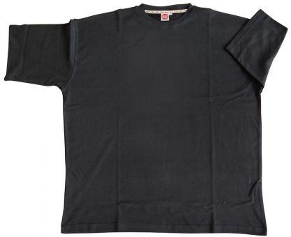T-Shirt Basic anthrazit