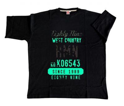 T-Shirt Eighty Nine 4XL
