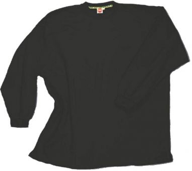 Kasten-Sweatshirt anthrazit 3XL