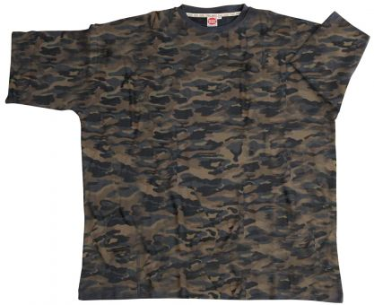 T-Shirt camouflage Design