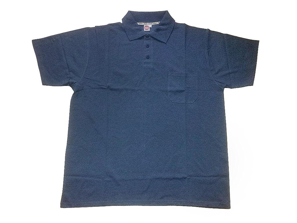 Honeymoon big and tall basic polo shirts with pocket for for Big size polo shirts